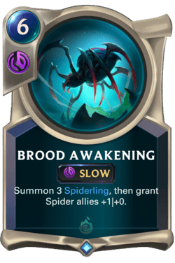 Brood Awakening Legends of Runeterra