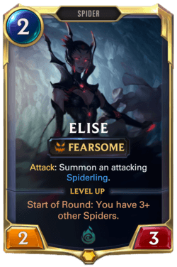 Elise Legends of Runeterra