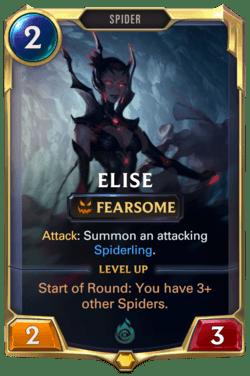Elise Legends of Runeterra