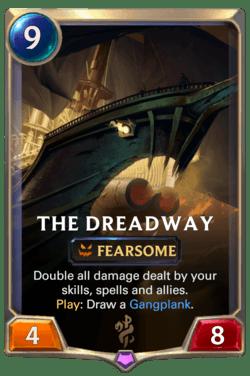 The Dreadway Legends of Runeterra