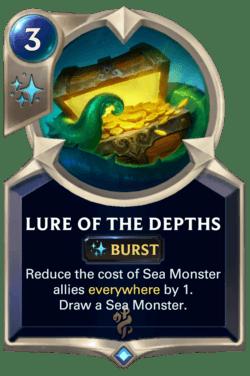 Lure of the Depths Legends of Runeterra