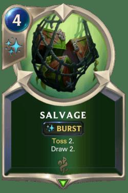 Salvage Legends of Runeterra