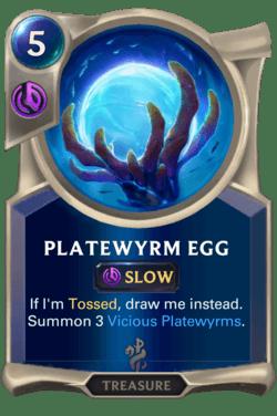 Platewyrm Egg Legends of Runeterra