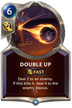 Double Up Legends of Runeterra