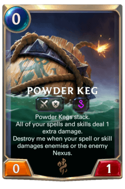 Powder Keg Legends of Runeterra