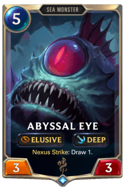 Abyssal Eye Legends of Runeterra