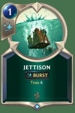 Jettison Legends of Runeterra