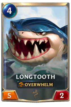 Longtooth Legends of Runeterra