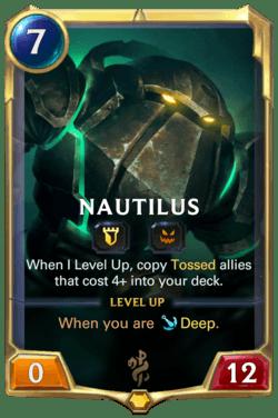 Nautilus Legends of Runeterra