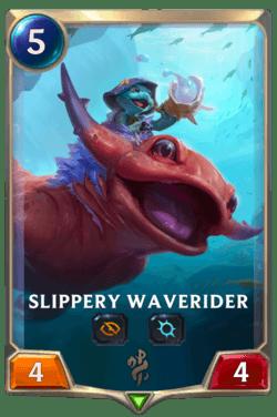 Slippery Waverider Legends of Runeterra