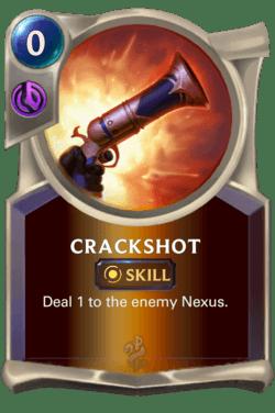 Crackshot Legends of Runeterra