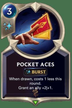 Pocket Aces Legends of Runeterra