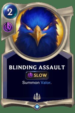 Blinding Assault Legends of Runeterra