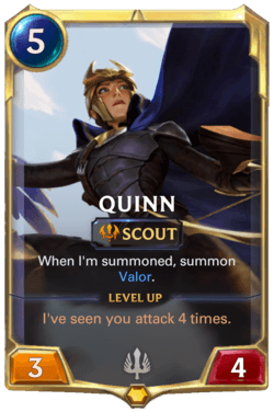 Quinn Legends of Runeterra