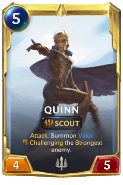 Quinn 2 Legends of Runeterra