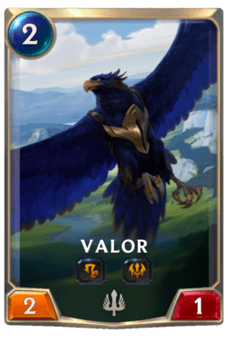 Valor Legends of Runeterra
