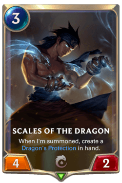 Scales of the Dragon Legends of Runeterra