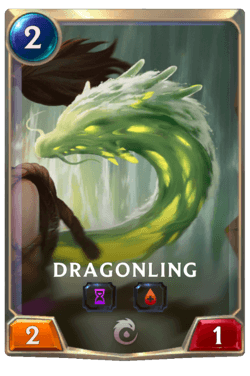 Dragonling Legends of Runeterra