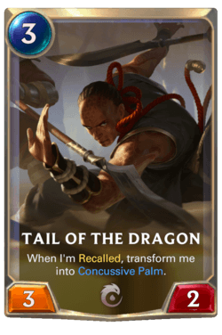 Tail of the Dragon Legends of Runeterra