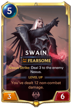 Swain Legends of Runeterra