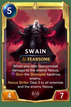 Swain 2 Legends of Runeterra