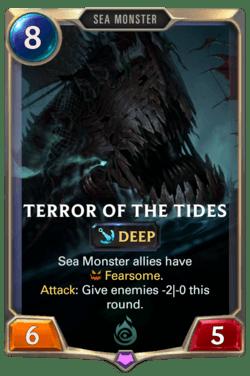 Terror of the Tides Legends of Runeterra