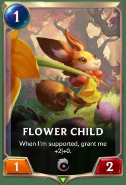 Flower Child Legends of Runeterra