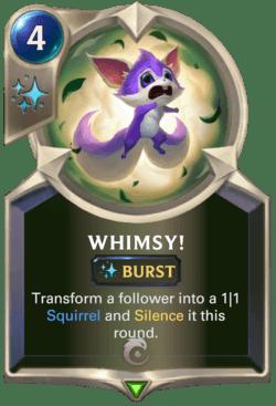 Whimsy! Legends of Runeterra