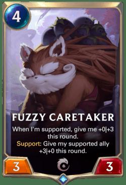 Fuzzy Caretaker Legends of Runeterra