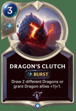 Dragon's Clutch Legends of Runeterra
