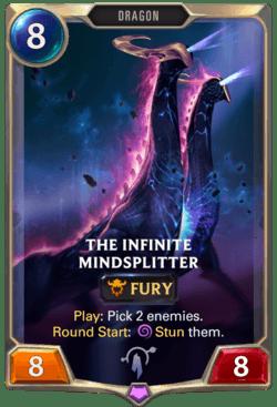 The Infinite Mindsplitter Legends of Runeterra