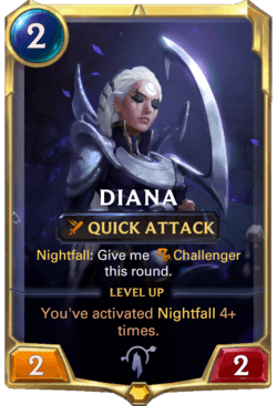 Diana Legends of Runeterra