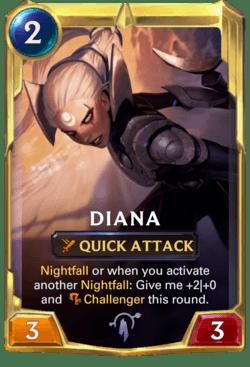Diana 2 Legends of Runeterra