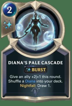 Diana's Pale Cascade Legends of Runeterra