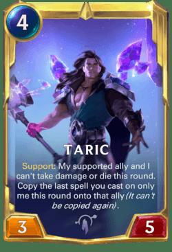 Taric 2 Legends of Runeterra