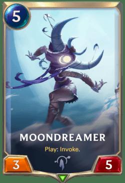 Moondreamer Legends of Runeterra