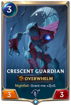 Crescent Guardian Legends of Runeterra
