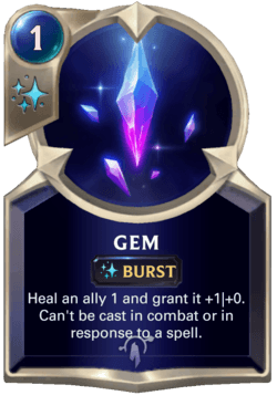 Gem Legends of Runeterra