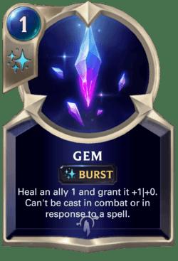 Gem Legends of Runeterra