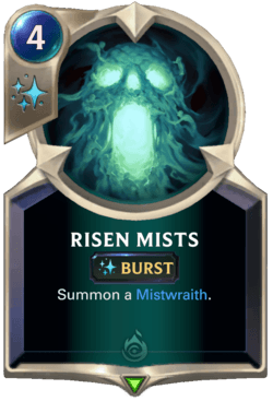 Risen Mists Legends of Runeterra