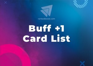 Buff Cards List LoR