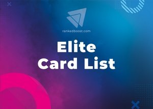 Elite Cards List LoR