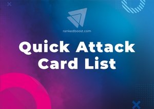 Quick Attack Cards List LoR