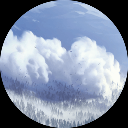 LoR Avalanche Artwork