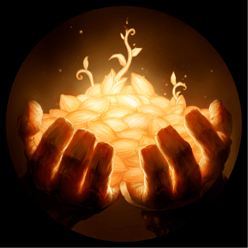LoR Sown Seeds Artwork