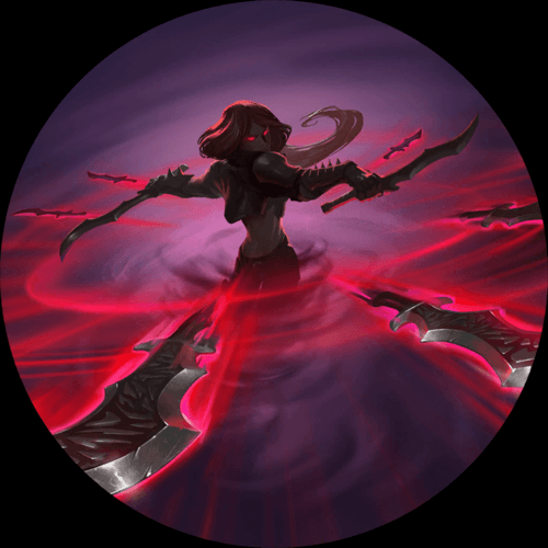 LoR Death Lotus Artwork