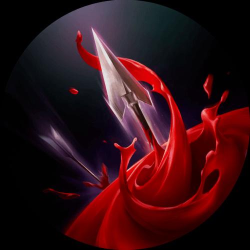 LoR Blood for Blood Artwork
