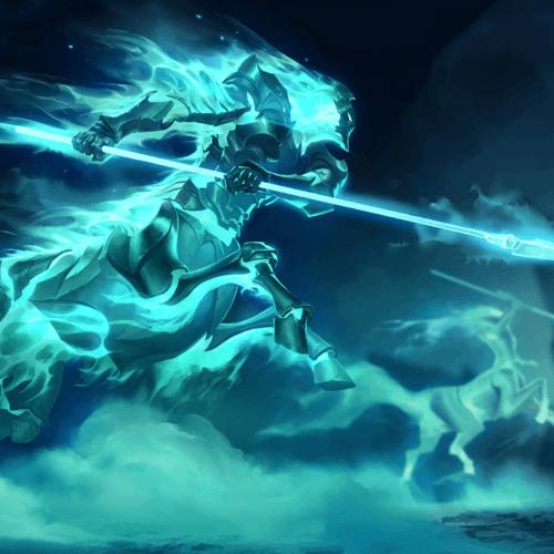 LoR Spectral Rider  Artwork