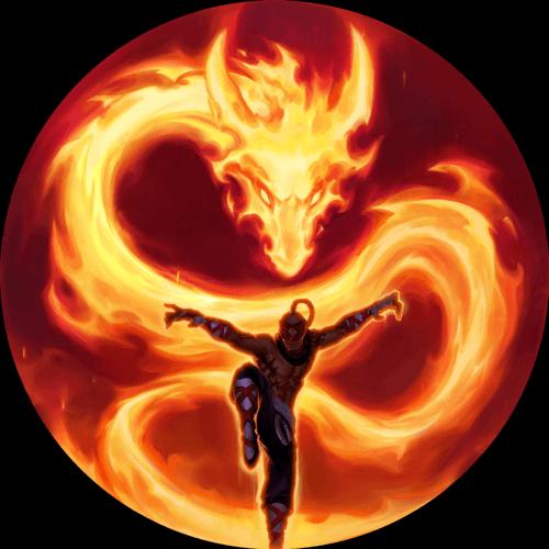 LoR Dragon's Rage Artwork
