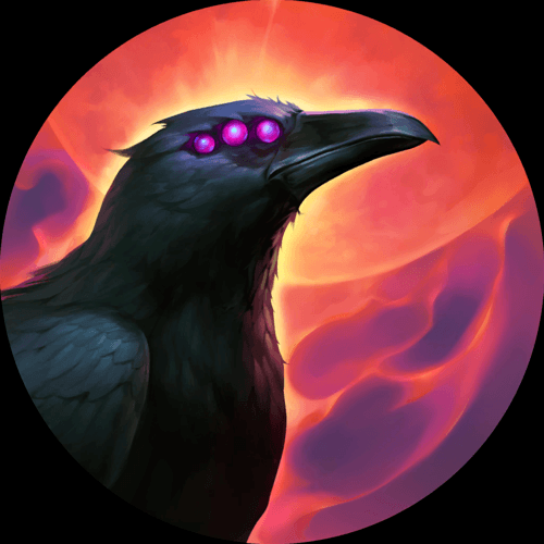 LoR Ravenous Flock Artwork